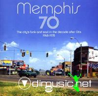 VA - Memphis 70 - The City's Funk And Soul In The Decade After Otis (1968-1978) (2008)