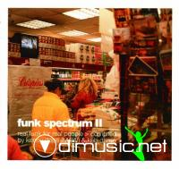 Various - Funk Spectrum II (Vinyl, LP) 2000