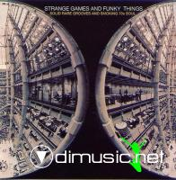 Various - Strange Games And Funky Things (Volume I) (1997)
