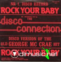Disco Connection - Rock Your Baby - Single 7'' - 1982