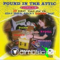 VA - Found In The Attic Vol 3