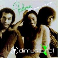 SHALAMAR - Three for Love - 1981