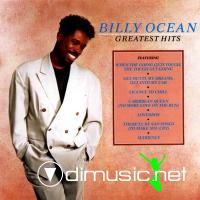 Billy Ocean - Greatest Hits - 1989