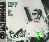 Off - Bad News - Maxi - 1988