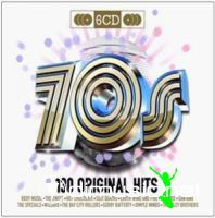 70's (130 Original Hits) 6CD (2009)