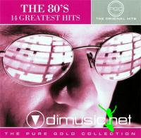 The 80's 14 Greatest Hits