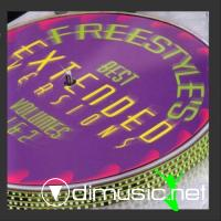 Various - Freestyle's Best Extended Versions Volumes 1 & 2