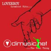 Loverboy - Greatest Hits The Real Thing (2009)