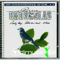 Pierre Groscolas - 20 Chansons d'or + 1 - 1993