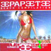VA - Papeete Beach Compilation Summer 09 Vol.11 (2009)