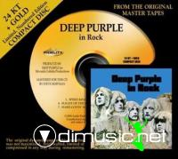 Deep Purple - In Rock ( 24K Gold) - 2009
