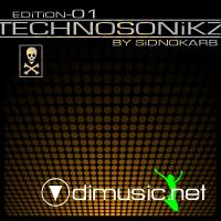 TECHNOSONiKZ-01 (COMPl. & MiXED by SidNoKarb)(2009)