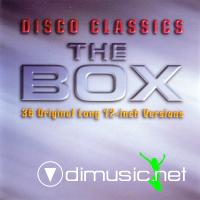 Various - Disco Classics - The Box