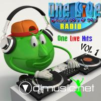 Cover Album of VA-One live Hits Vol.1