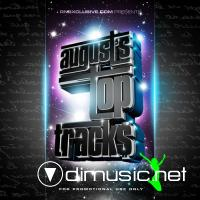 August's Top Tracks - RnB