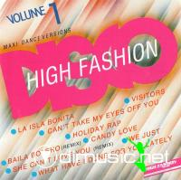 Various - High Fashion Disco Volume 1 & 2