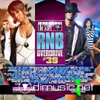 DJ Scope - RnB Overdrive 39 (2009)