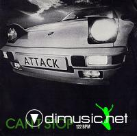 Attack - Can't Stop - Single 12'' - 1986