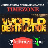 John Lydon - World Destruction  12