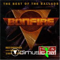 Bonfire - The Best Of The Ballads