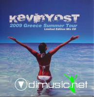 VA - Kevin Yost 2009 Greece Summer Tour (2009)