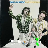 paul & andre-live in america   1979