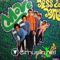 jess & james with the j.j band-move  1968