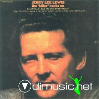 jerry lee lewis-the killer rocks on   1972