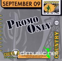Promo Only Country Radio September 2009