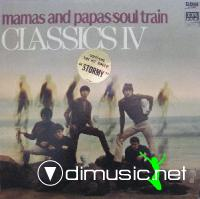 Classics IV - Mamas and Papas/Soul Train [1969]