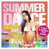 VA - Summer Dance Megamix 2009