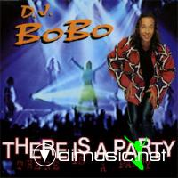 Dj Bobo - There Is A Party (Maxi-CD-1995)