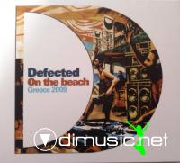 VA - Defected On The Beach Greece 2009
