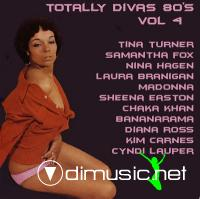 VA - Totally Divas 80's Mix Vol. 4