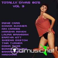 VA - Totally Divas 80's Mix Vol. 3