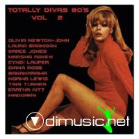 VA - Totally Divas 80's Mix Vol. 2