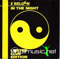 2 BELGEN - In The Night (12'') 1987