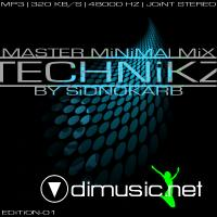 TECHNiKZ-01 (MiXED by SidNoKarb)(2009)