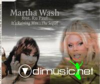 Martha Wash Feat.RuPaul - It's a Raining Men.The Sequel [Maxi Single 1997]