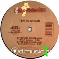 Tenita Jordan - You Got Me Dreamin' [12'' Vinyl 1985]