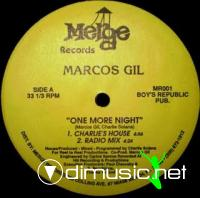 Marcos Gil - One More Night 12'' (Maxi)