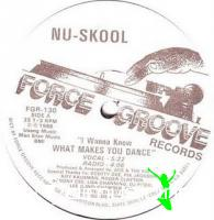 Nu-Skool - (I Wanna Know) What Makes You Dance [12'' Vinyl 1988]