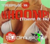 Triple S - Whoomp! [There It Is] [Maxi Single 1998]