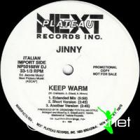 Jinny - Keep Warm [12 Vinyl Single 1991]