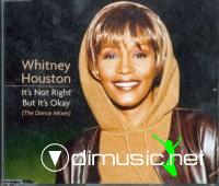 Whitney Houston - It's Not Right But It's Okay (The Dance Mixes) [Maxi Single 1999]