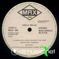 Viola Wills - Gonna Get Along Without You Now [12'' Vinyl 1984]