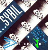 Sybil - Don't Make Me Over [Remix] [Maxi Single 1989]