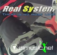 Real System - There Is No More Love [Maxi-Single 1995]