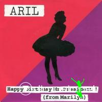 Aril - Happy Birthday Mr.President [Maxi-Single 1990]