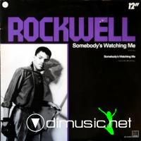 Rockwell - Somebody's Watching Me [12'' Vinyl 1983]